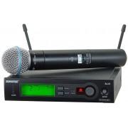 میکروفن بی سیم شور SHURE SLX BETA58