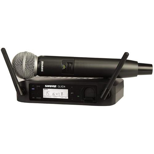 میکروفن بی سیم دستی شور SHURE GLXD24E SM58