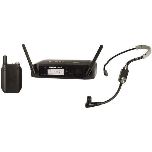 میکروفن بی سیم هدمیک شور SHURE GLXD14 SM35