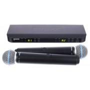 میکروفن هدمیک شور SHURE BLX288/BETA58