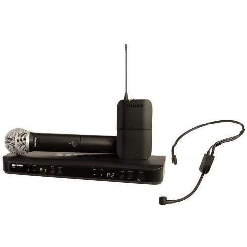 میکروفن هدمیک شور SHURE BLX1288/P31