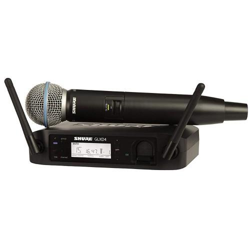 میکروفن بی سیم شور SHURE GLXD24E/BETA58