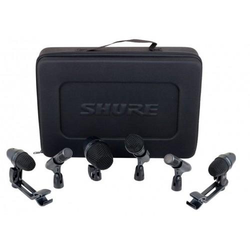 میکروفن درام ست شور SHURE PGA DrumKit6