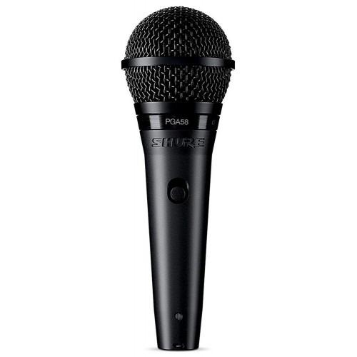 میکروفن شور SHURE PGA58/XLR
