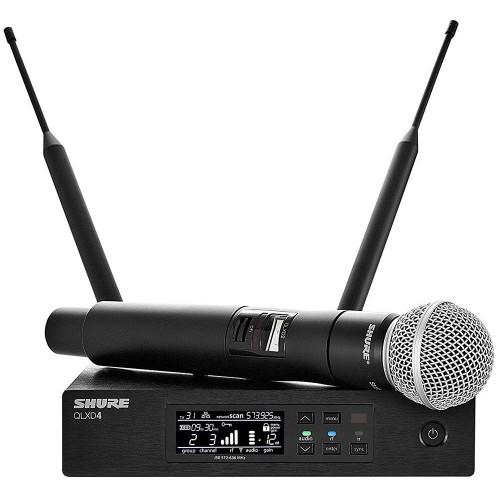 میکروفن بی سیم دستی شور SHURE QLXD24/SM58