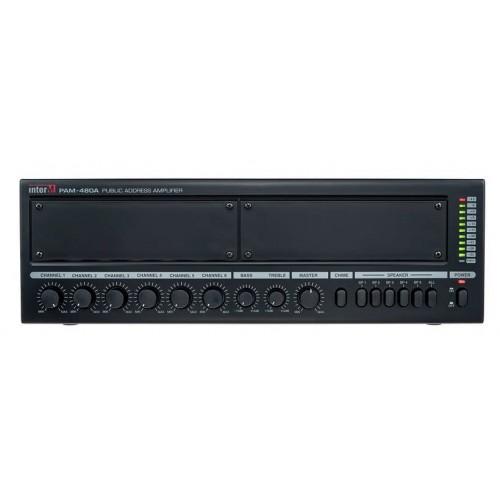 میکسر آمپلی فایر Inter-M PAM-480A
