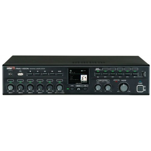 میکسر آمپلی فایر Inter-M PMU-480N