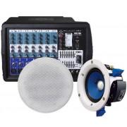 قیمت سیستم صوتی PMX700 + NS-IC400