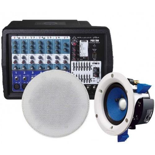سیستم صوتی PMX700 + NS-IC400