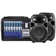 سیستم صوتی PMX700 + TITAN8