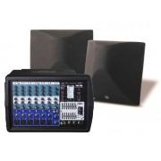 سیستم صوتی PMX700 + D4