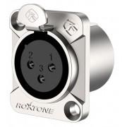 قیمت کانکتور نصبی XLR ماده روکستون ROXTONE RX3FD-NT