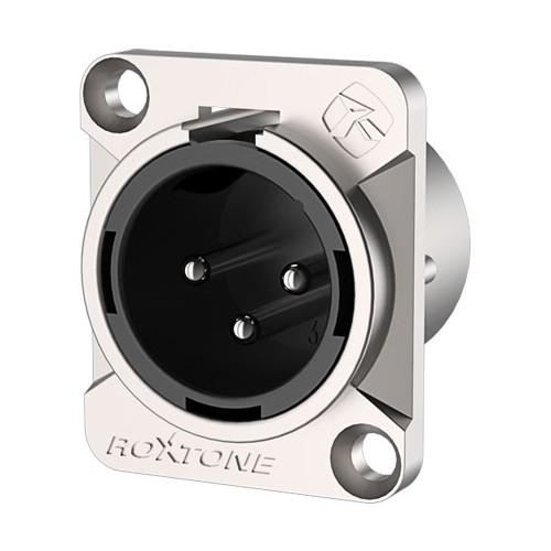 کانکتور نصبی XLR نر روکستون ROXTONE RX3MD-NT