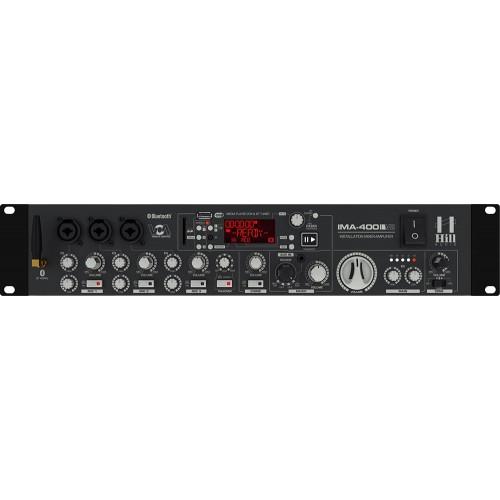 میکسر آمپلی فایر Hill Audio IMA400
