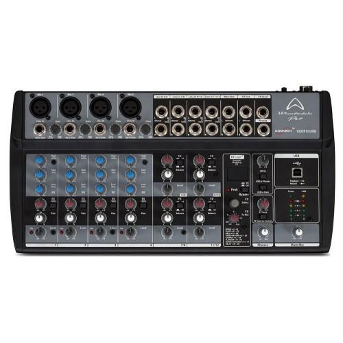 میکسر وارفیدل Wharfedale Connect 1202FX/USB