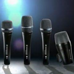 معرفی میکروفن سنهایزر E945