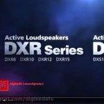 تیزر بلندگوی یاماها سری DXR