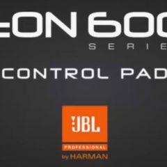 آموزش اپلیکیشن کنترل پد برای بلندگوی جی بی ال EON600