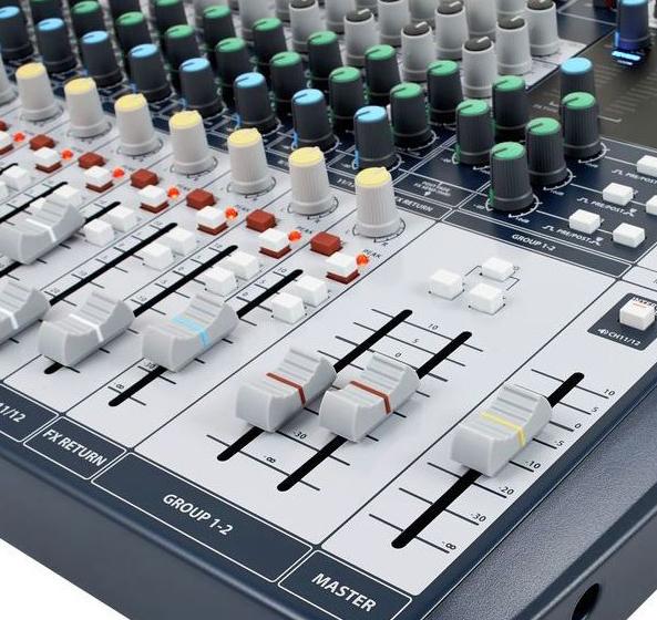 گروه ها (Groups) در mixer