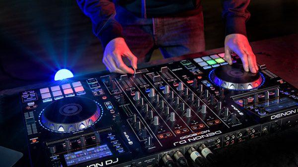 میکسر DJ