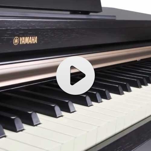 بررسی پیانو دیجیتال یاماها YDP ۱۶۲